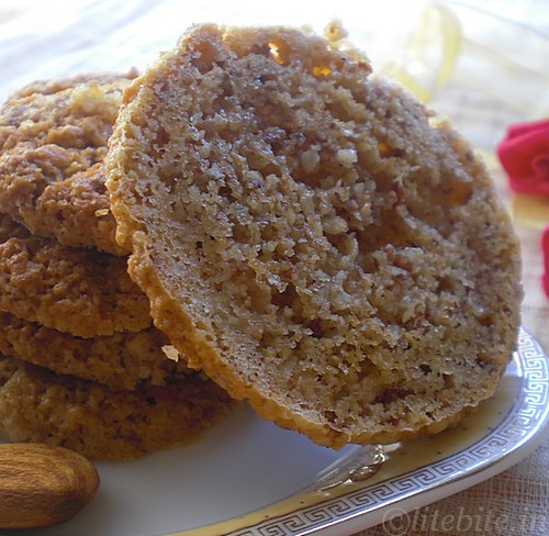 Easy Almond meal Cookies