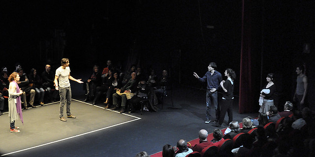 Teatro: La función por hacer