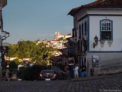 Ouro Preto, MG (Celso Kuwajima) Tags: brazil people minasgerais landscape finepix fujifilm cityview x10 fujiastia100f vsco