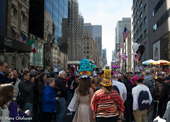 Easter Parade, New York, 2014 (Hans Olofsson) Tags: newyork easter 5thavenue 2014 easterparade