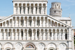 Pisa - Kathedrale (CocoChantre) Tags: campanile kathedrale piazzadeimiracoli pisa schieferturmvonpisa toscana italien it