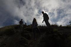 DSC_0751 (Farfeflou) Tags: bali voyage indonesie mont batur contre jour