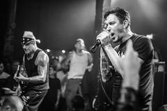 Sick Of It All (morten f) Tags: sick it all live bl blaa oslo norway norge hardcore music punk rock new york nyhc soia stage show 2015 european tour europe black white lou koller craig pete dive audience club blackandwhite monochrome