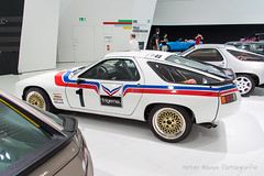 Porsche 928 S Rennversion 'Trigema' - 1981 (Perico001) Tags: auto automobil automobile automobiles car voiture vehicle vhicule wagen pkw automotive ausstellung exhibition exposition expo verkehrausstellung autoshow autosalon motorshow carshow muse museum museo automuseum trafficmuseum verkehrsmuseum museautomobile duitsland germany deutschland allemange nikon df 2016 porsche ferdinandporsche zuffenhausen stuttgart oldtimer classic klassiker sport race racing autoracing competition competizione corsa 928 928s coup v8 trigema 1981