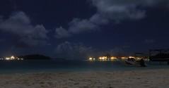 IMG_0168 (Sergiojoshua) Tags: bora borabora polynesia polinesia polinesie franaise mare mar sea spiaggia beach playa noche notte night foto notturna tropics tropical tropicale tropico lagoon laguna polynsia