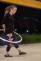 Firefish-15 (KaylaLeighann) Tags: photographer ohio canon photography rebel 5t firefish festival lorain night performance hooping dance girl woman glow light