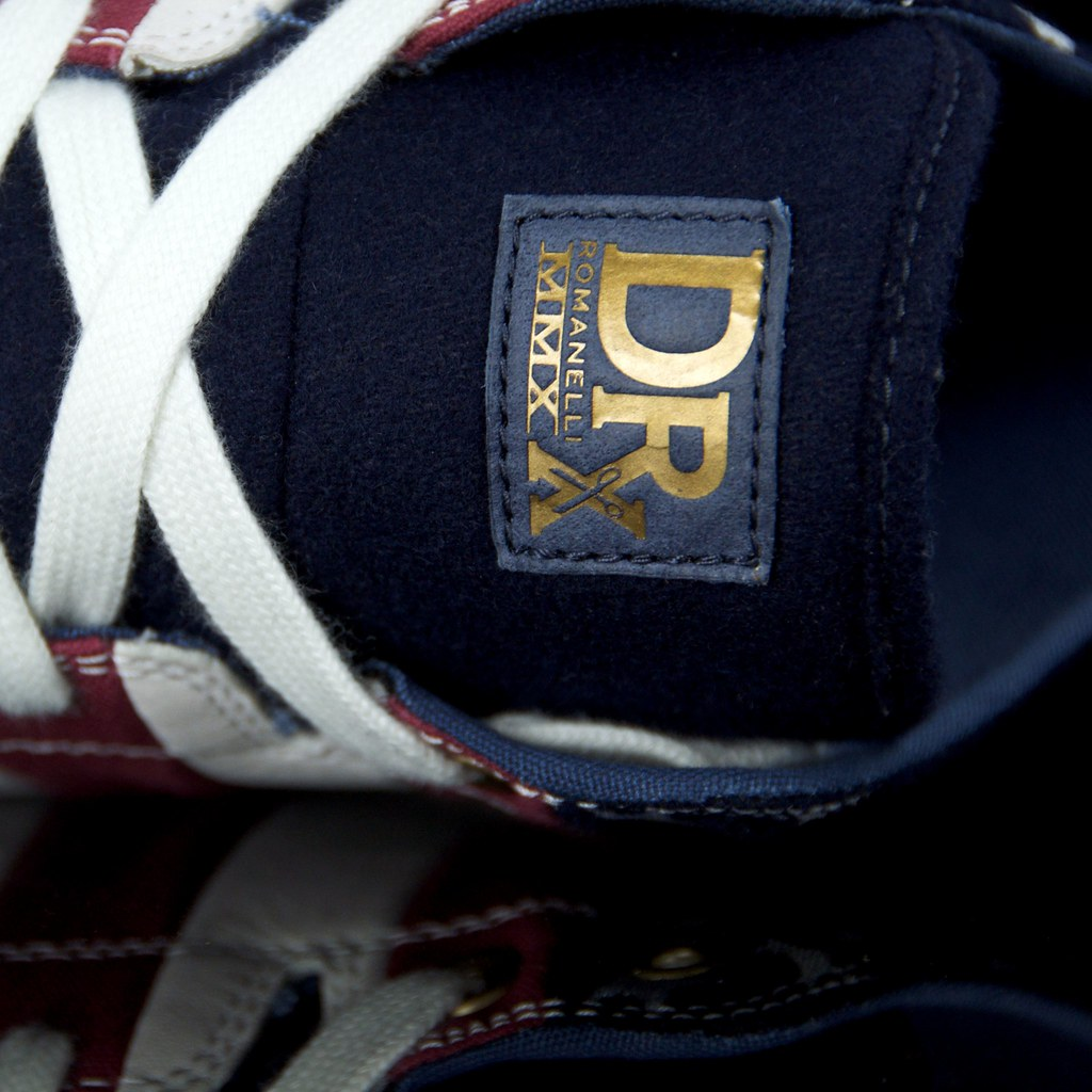 huge selection of b90ca 058fd Converse x Dr. Romanelli  Born in the USA  Collection. The Hundreds Holiday  2010 Collection