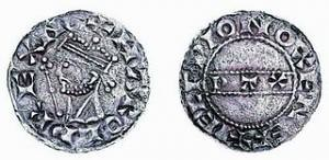 1066 Oxford penny