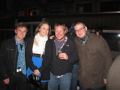 Devoxx Party with the Norway Crew