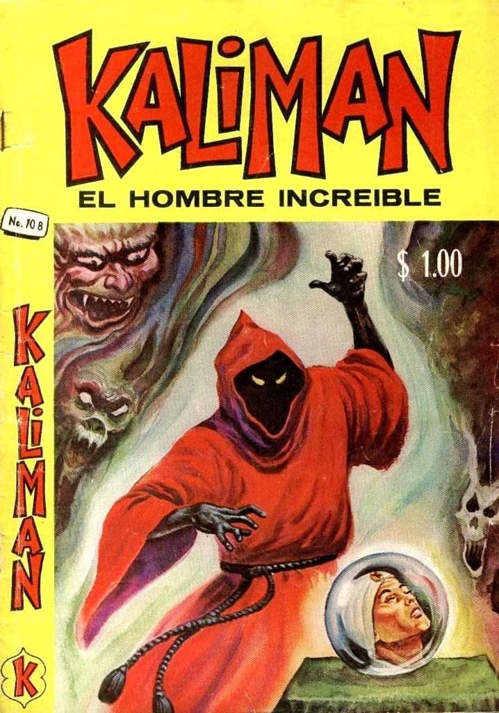 Kaliman 108