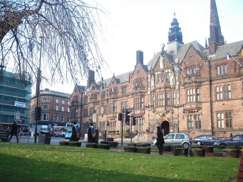 Graduation Coventry 1