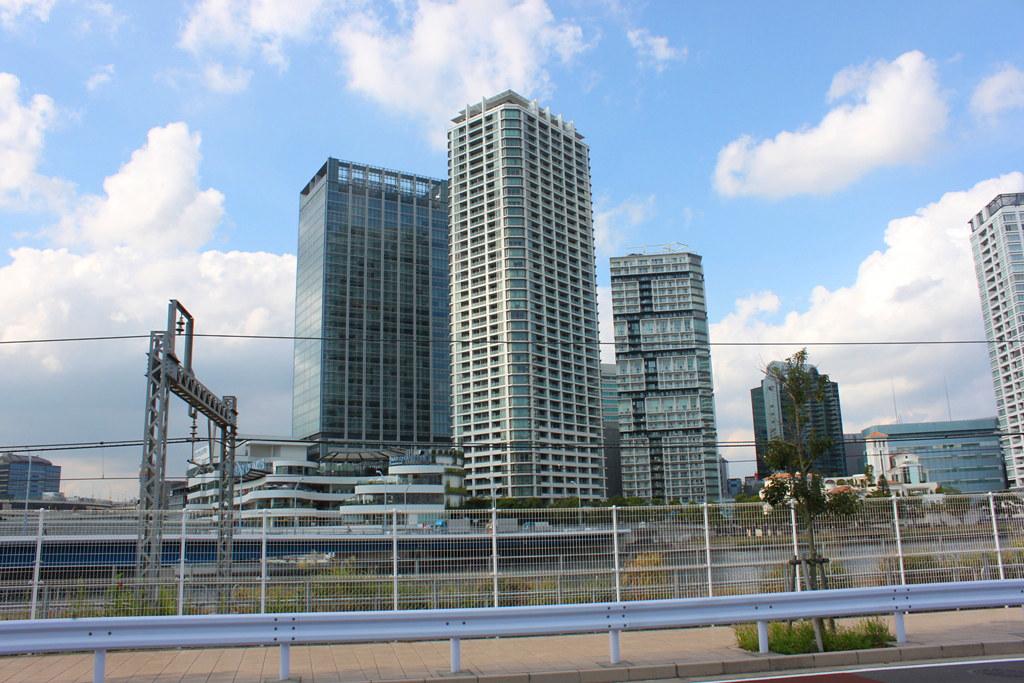 Yokohama Minato Mirai 21 Walking Guide (10)