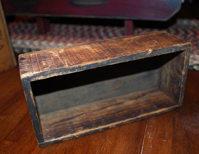 Antique finds box
