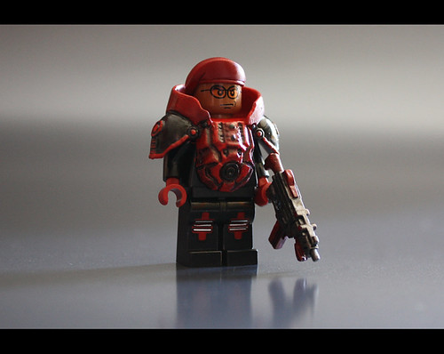 Commander Jacobs