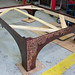 Mendhi Bed, Constructed