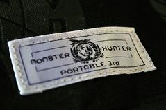 モンスターハンターポータブル 3rd バッグタグ