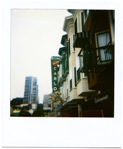 San Francisco Polaroid