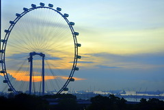 Singapore Flyer (Eustaquio Santimano) Tags: world london eye wheel observation star flyer singapore ferris taller than tallest nanchang anawesomeshot