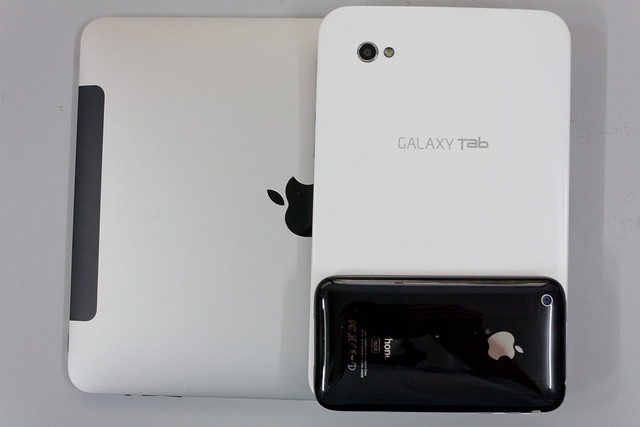 Introducing the Samsung Galaxy Tab