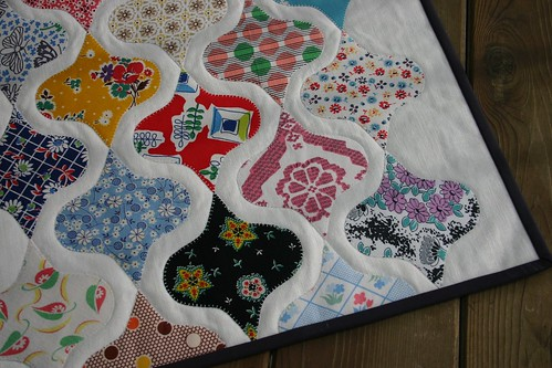 Ornament Mini Quilt - 1