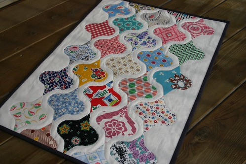 Ornament Mini Quilt - 3