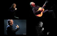 Collage  Joan Manuel Serrat  2010