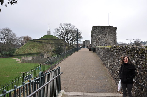 Cantebury city walls