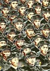 KPA Parade (askyog) Tags: red army march faces propaganda korea pop parade communism kimjongil popart korean marching soldiers reds solarized kpa sovietunion northkorea commies koreans koreanwar metaart communists redstar pressphoto pyongyang dprk nuclearweapons communistparty sabatier juche solarisation militaryparade kimilsung cultofpersonality sovietdesign communistpropaganda democraticpeoplesrepublicofkorea rpg7 kcna koreanpeoplesarmy socialistrepublic songun chosnminjujuiinminkonghwaguk communiststate rocketpropelledgrenade jucheideology communistsoldiers communistarmy eternalpresident armisticeagreement communisttroops antitankgrenade type69rpg statepropaganda chosongul songunpolicy totalitariandictatorship supremeleaderkimjongil eternalpresidentkimilsung inmingun sovietweapon nuclearweaponsstate unitarysinglepartyrepublic jucherepublic militaryparadeinpyongyang