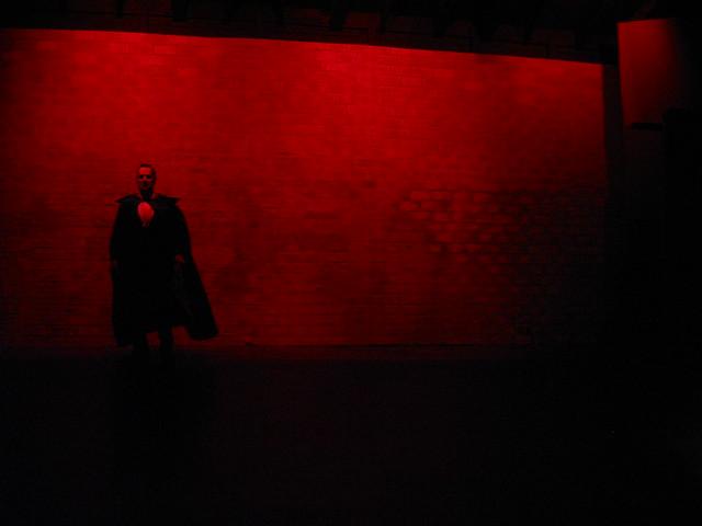 The voracious, virile, vampire Van...