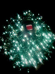 Project365_2_332 (JPSnuffy/Glenn Higgs) Tags: japanese plush mascot domo domokun vignette nhk project365 wellhellothere unknownflash vignetteforandroid screamingtoy