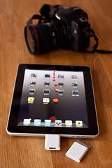 Apple iPad Camera Connection Kit (Hkan Dahlstrm) Tags: camera apple digital skne sweden creative commons cc sd usb secure kit f56 connection 2010 ipad ef50mmf25compactmacro canoneos5dmarkii sek
