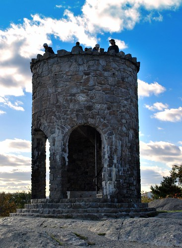 Mount Battie Monument