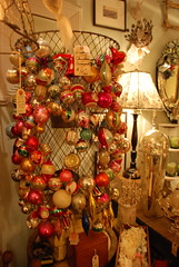 Vintage Ornaments at The Upper Rust