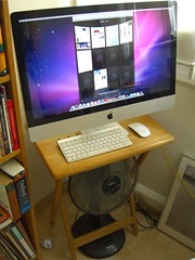 Unboxing the iMac