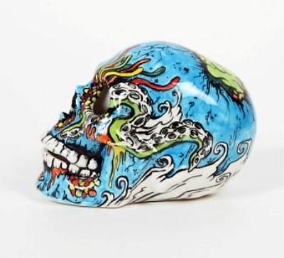 Glug Brighton Charity Skulls