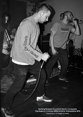 6 Decembrie 2010 » Nothing Between Us, Rock Norris și Dubwizard