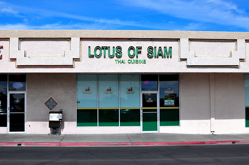 Lotus of Siam - Las Vegas