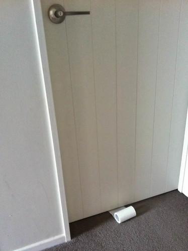 TP under Door