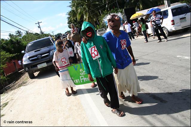 Sambat Mascara y Regatta Festival