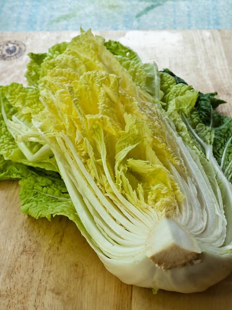 IMG_0513 Chinese cabbage , 黄芽白