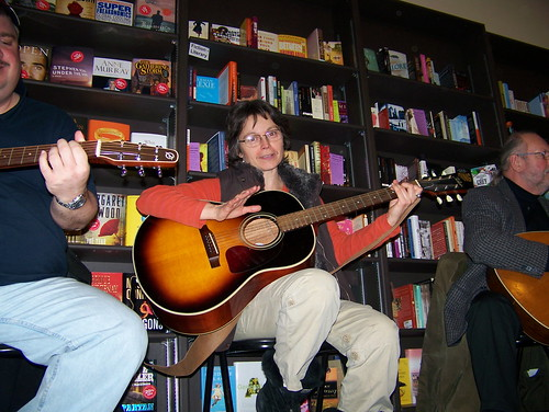 Singers-songwriters-Grey/Bruce- Owen Sound, Downtown Bookstore 2 ...