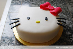 hello kitty cake 2