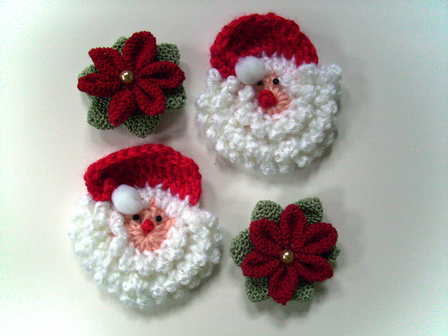 Claus Crochet Free Knit Pattern Santa Crochet Patterns