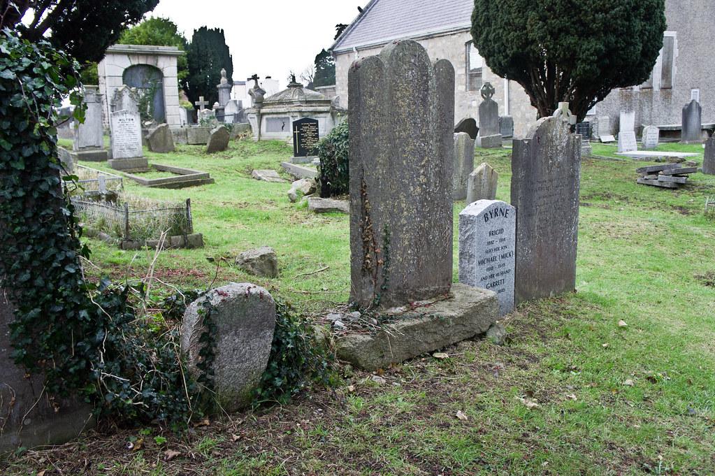 St. Nahi's is an 18th-century church in Dundrum, Dublin, Ireland