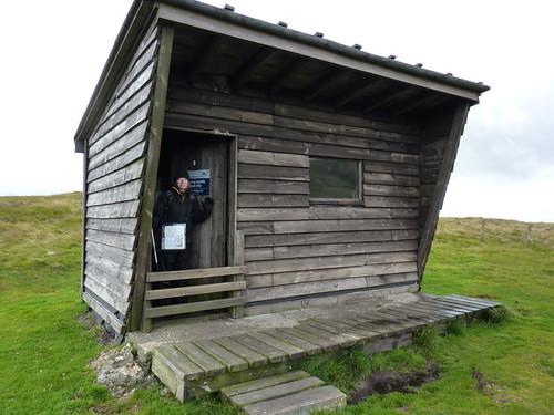 Yearning Saddle Mountain Refuge Hut