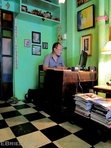 Kathmandu Gallery, Bangkok: Manit