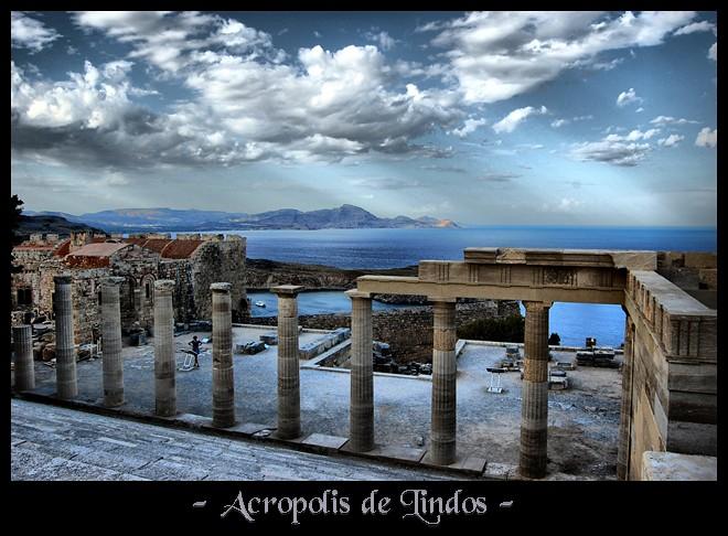 Acropolis de Lindos