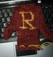 Weasley sweter Phone cover