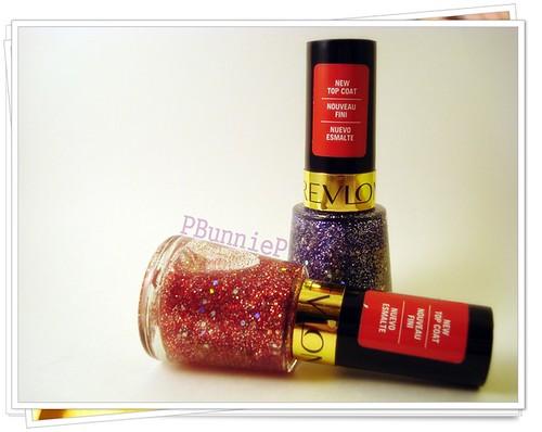 Revlon Glitter TopCoat