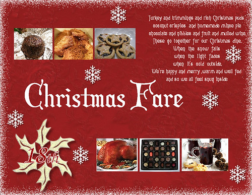 18th Christmas Fare